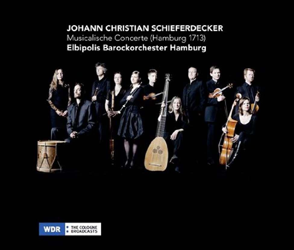 J. C. Schieferdecker: Musicalische Concerte Hambu