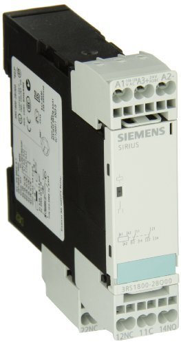 Interface Relay, Rugged Industrial Enclosure, Cage Clamp Terminal, 22.5mm Width, 2 CO Contacts, 24VAC/VDC and 110-120VAC Control Supply Voltage