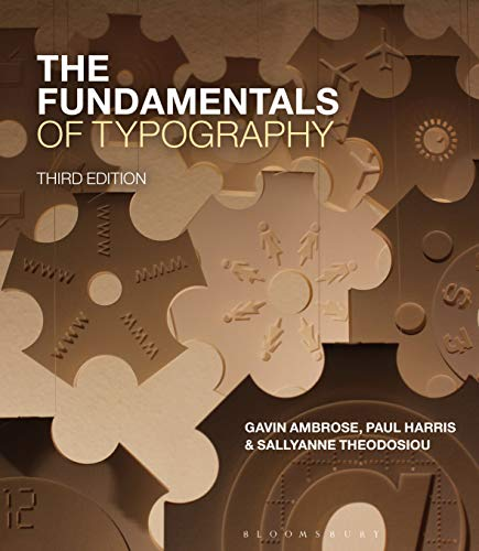 The Fundamentals of Typography (English Edition)