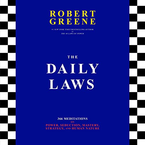 The Daily Laws cover art