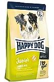 Happy Dog Croquettes pour Chien Junior Agneau et Riz