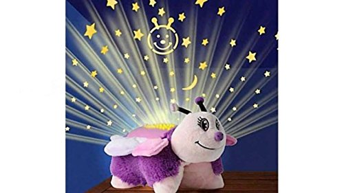 Pillow Pets Dream Lites - Pink Butterfly 11'