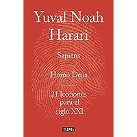 Obra completa. Pack con: Sapiens | Homo Deus | 21 lecciones para el siglo XXI