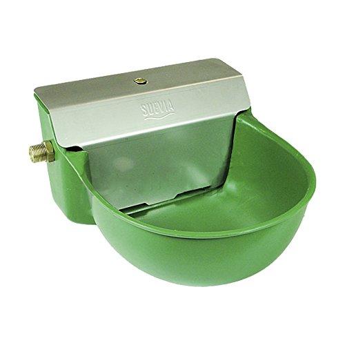 ARNDT Premium Tränkebecken Niederdruck Wasserdruck bis 1 bar für Weidetränken Fasstränken SUEVIA Schwimmertränkebecken für Pferde Kälber Schafe Ziegen Hunde