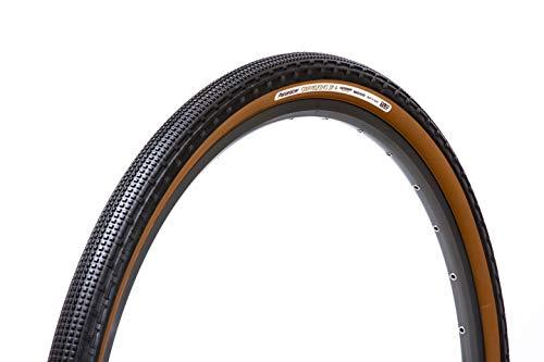 Panaracer GravelKing SK+ TLC Folding Neumáticos, Unisex Adulto, Negro/marrón, 700 x 32C