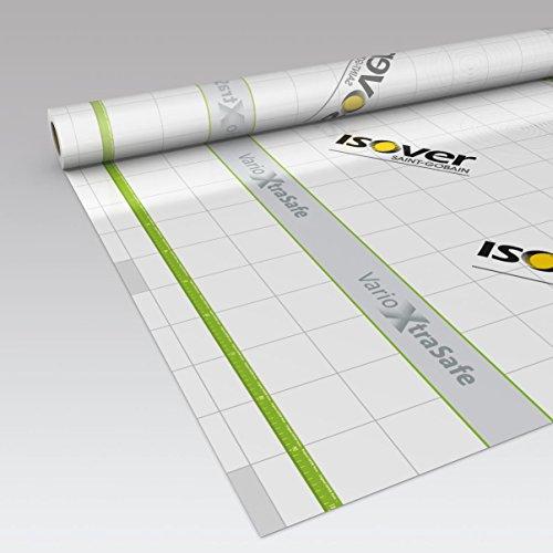 Isover Vario XtraSafe 60 m² - Die Klimamembran für noch mehr Sicherheit