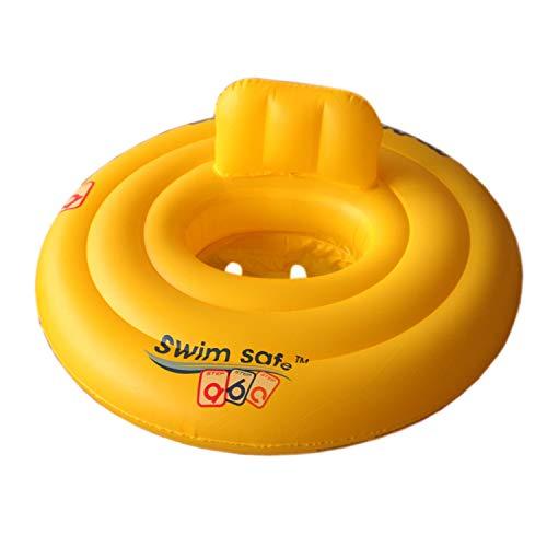 BESTWAY 0-12 Monate Baby Schwimmreifen mit Sitz, Schwimmring, Schwimmsitz, Swim Safe, Schwimmhilfe für Kinder