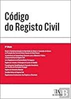 Código do Registo Civil (Portuguese Edition)
