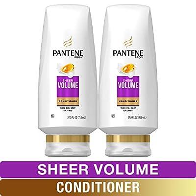 Pantene Shampoo and Conditioner Kit, Pro-V Sheer Volume for Fine Hair