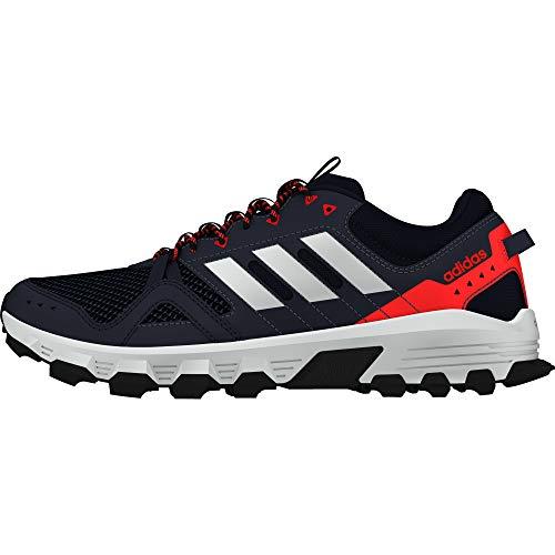adidas Rockadia Trail, Zapatillas de Running Hombre, Multicolor (Tinley/Ftwbla/Azutra 0), 46 2/3 EU