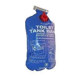 Sac Economiseur d'eau pour toilettes