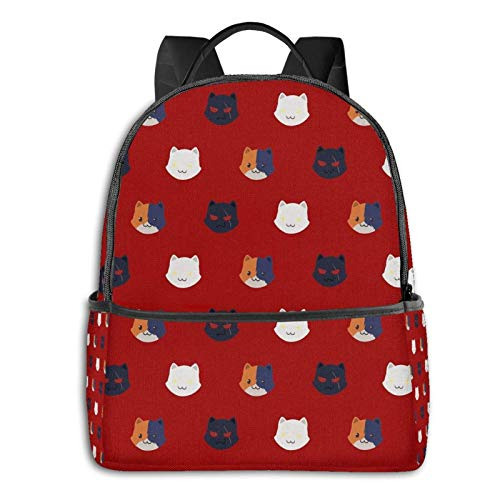Competitive & Games & Melee Starry Night 2 - Starry Night Over The Island - Student School Bag School Cycling Leisure Travel Camping Outdoor Bapack