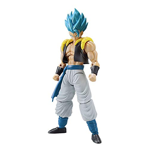 Bandai Spirits Figure-Rise Standard Super Saiyan God Super Saiyan Gogeta Dragon Ball Super,Multi