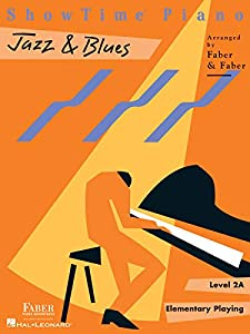 ShowTime Piano Jazz & Blues - Level 2A (Showtime Piano)