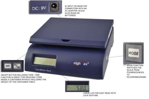 Weighmax 2822-50 lbs capacity, Postal Shipping...