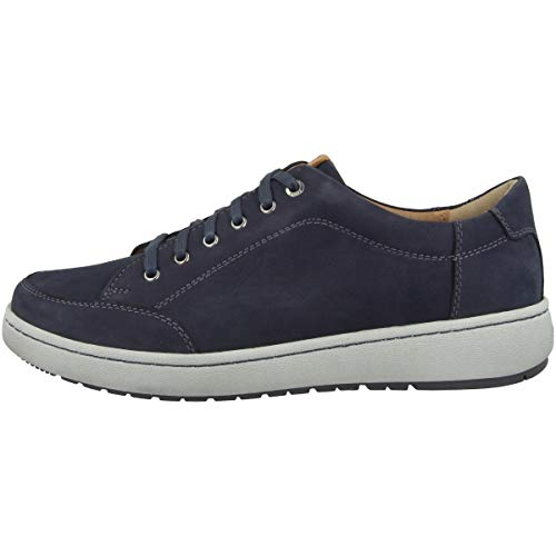 Josef Seibel Herren David 03 Sneaker, Indigo-Kombi, 44 EU