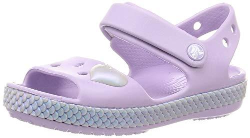 Crocs Crocband Imagination Sandal, Sandalia, Lavender, 28 EU