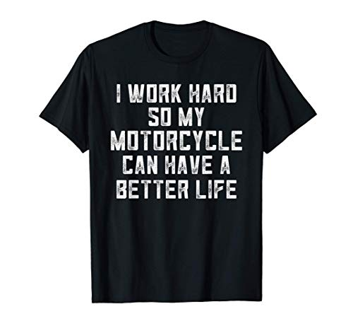 Funny Motorcycle Shirts For Men Motorcycle Lovers Gifts Idea T-Shirt