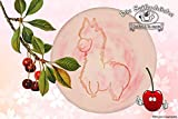 Alpaka Seife'Kirschblüte' - die Zarte