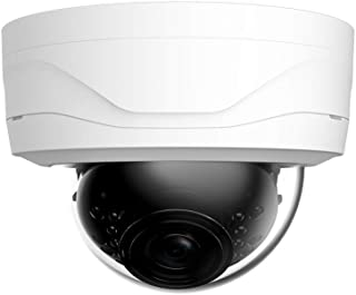 DHTek 2MP 4-in-1 HD-CVI/TVI/AHD/960H Vandal Dome Security Camera, UL Listed Certified, OEM HAC-HDW1200E 2.8mm Wide Angle L...