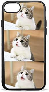 iPhone7/8ケース かわいい猫 iPhone7/8plus携帯ケース TPU 耐衝撃 擦り傷防止 シリカゲル ソフトシェル 保護 スマホケース 薄型 軽量 for Apple iPhone 7/8 4.7
