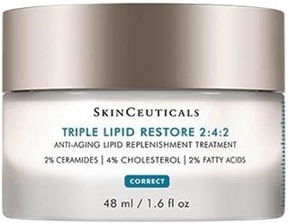 SkinCeuticals Restore Triple Lipid Cream, blanco, 48 millilitre