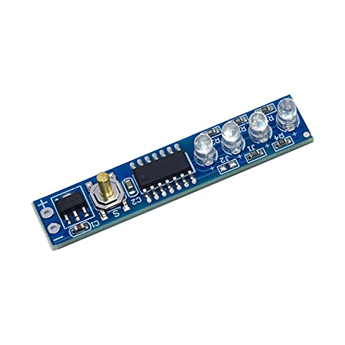 ZRYYD 1S 2S 3S 4S Single 3,7V 18650 Lithium-Batterie-Kapazitätsanzeige-Modulprozent-Power Level-Tester-LED-Anzeigetafel (Color : 32)