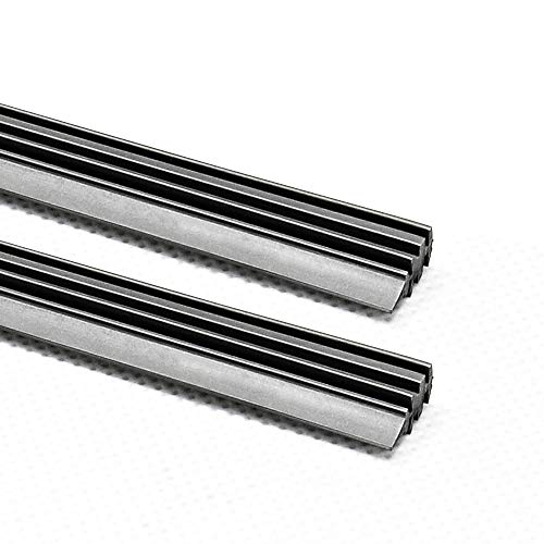 Wiper Blade Refills 6mm for ASLAM Type G/M Windshield Wipers Blades,28' Cut to Size(Set of 4)