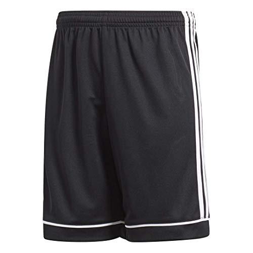 adidas Boys' Squadra 17 AEROREADY Regular Fit Quarter Length Soccer Shorts