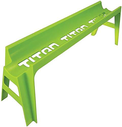 TITAN RV Sewer Hose Support - Thetford 17919, Green