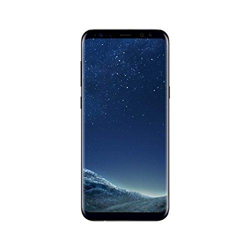 """Samsung Galaxy S8 Smartphone, 4GB RAM, 64GB, 12MP, Android 9, (Versión española: incluye Samsung Pay, compatibilidad de redes), Negro, 5.8"""""""