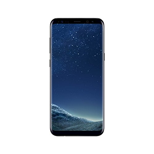 Samsung Galaxy S8 SM-G950F Single SIM 4G 64GB Black - smartphones (14.7 cm (5.8'), display SAMOLED), Samsung Pay non disponibile [Versione Spagna]