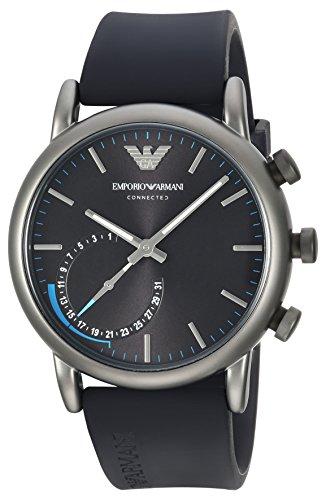 Emporio Armani Connected Hybrid Smartwatch für Herren ART3009