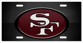 San Francisco 49ers - The Run v19 Vanity License Plate