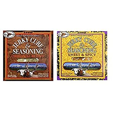 Hi Mountain Original Flavor Jerky Kit & Sweet and Spicy Jerky Kit