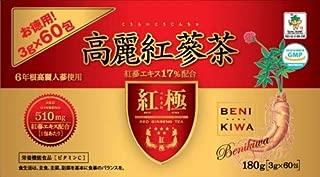高麗紅蔘茶 3g×60包