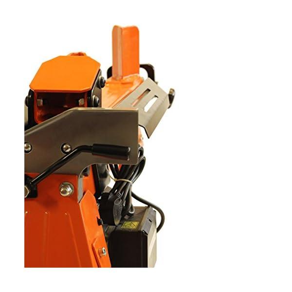 Bosque Maestro FM10TW-7 7 Ton eléctrico Duocut Log Splitter