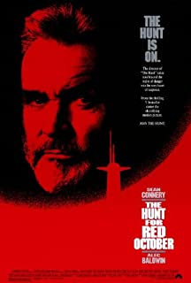 The Hunt for Red October - Movie Poster - 11 x 17