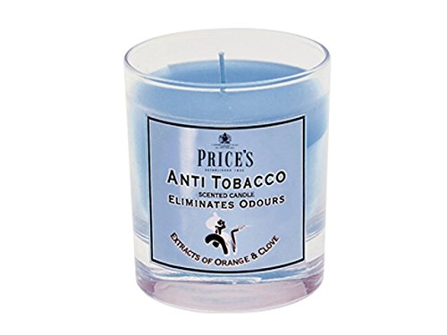 Price\'s Candles - Vela aromática antitabaco
