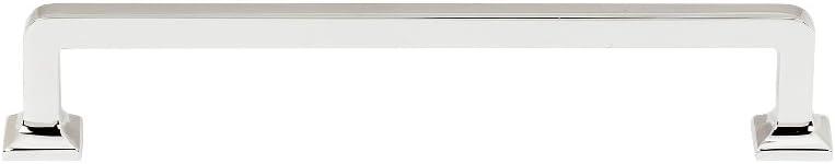 Alno A950-6-PN Luxury Millennium Modern Pulls Polished 70% OFF Outlet Nickel
