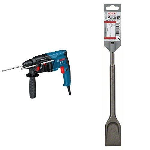 Bosch GBH 2-20 D - Martillo perforador (2.3 kg, 2.3 kg) + Cincel pala SDS-plus - 250 x 40 mm (pack de 1)