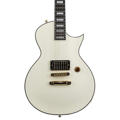 ESP LNW44OW LTD Neil Westfall NW-44 - Guitarra eléctrica, color blanco olímpico