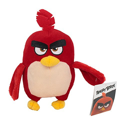 Angry Birds Le Film – Red – Peluche 20 cm