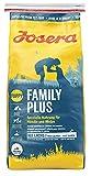 JOSERA Family Plus (1 x 15 kg) | Hundefutter für eine optimale Versorgung von Hündin und Welpen |...