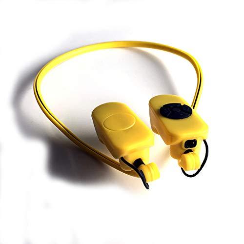 AMY Headset Mp3 Schwimmen, MP3-Player Unter Wasser Wasserdicht HiFi Knochenleitung IPX8 Wasserdicht Für Schwimmen/Running/Training/Fitness Studio Schwimmen,B,8GB