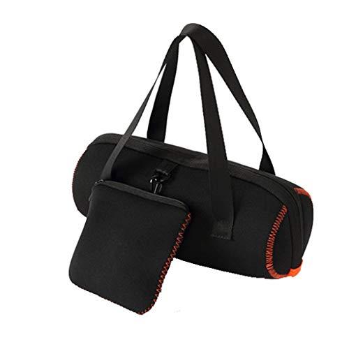 Für JBL Charge 4 / JBL Pulse 3 Bluetooth Lautsprecher Tragetasche Handtasche, Colorful Soft Reisetasche Outdoor Carry on Hülle Tasche für JBL Charge 4 / JBL Pulse 3 Bluetooth-Lautsprecher