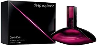 Deep Euphoria Women's Perfume C.K 3.3/3.4 Oz Sealed