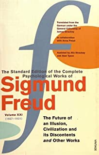 Complete Psychological Works Of Sigmund Freud, The Vol 21 (The Complete Psychological Works of Sigmund Freud)