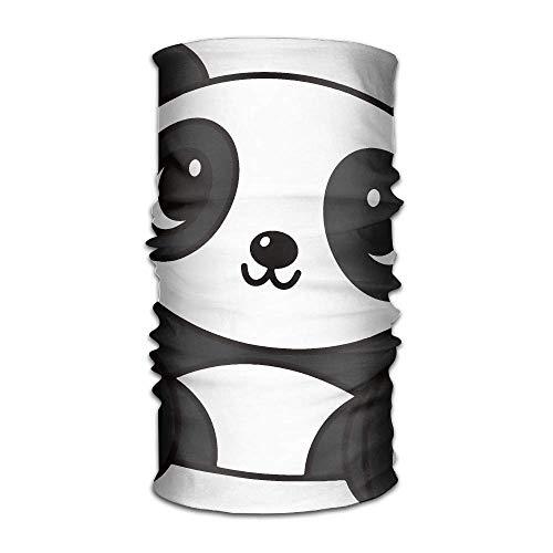 Hoed familie Leuke Panda Hoofddeksels Bandanas Naadloze Hoofddoek Outdoor Sport Headdress Hardlopen Skiën Wandelen Hoofdbanden