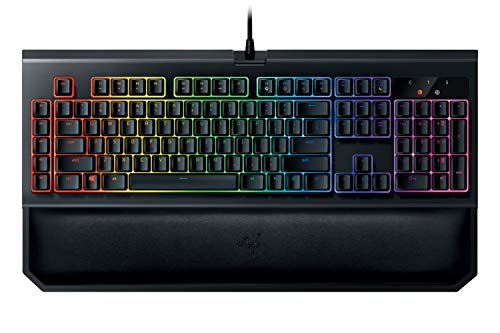 Razer Toetsenbord BlackWidow Chroma V2 Gaming, Razer Orange